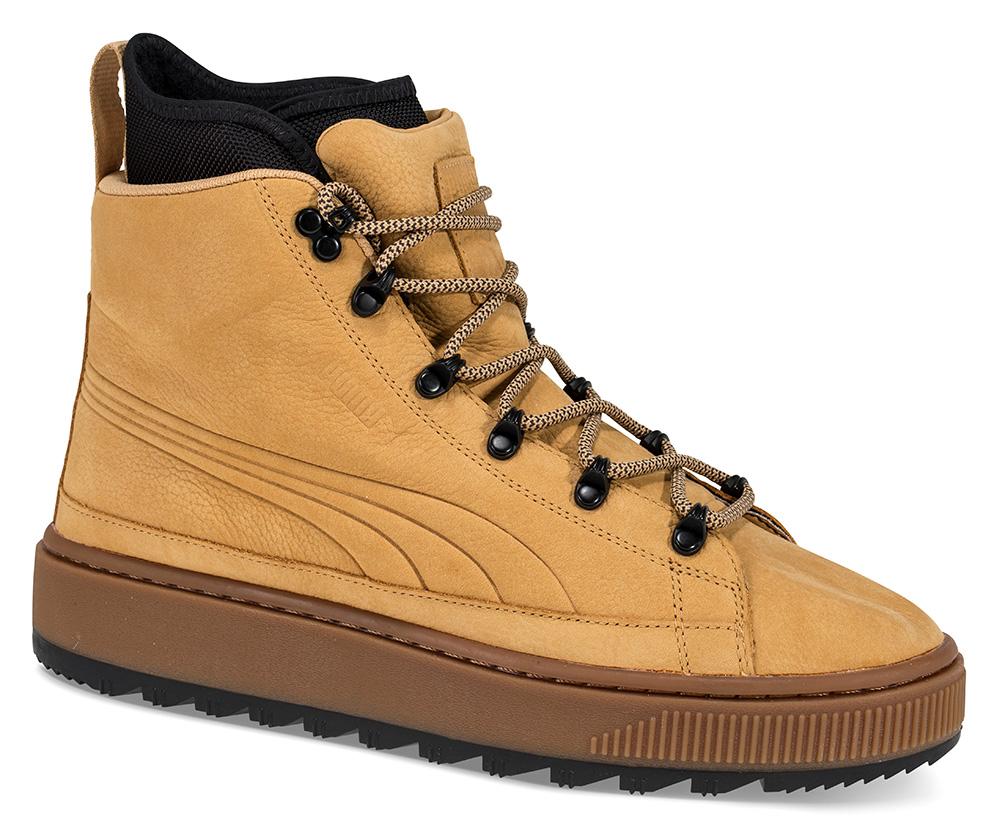 The Ren Boot gulbrun | Lille Vinkel Sko