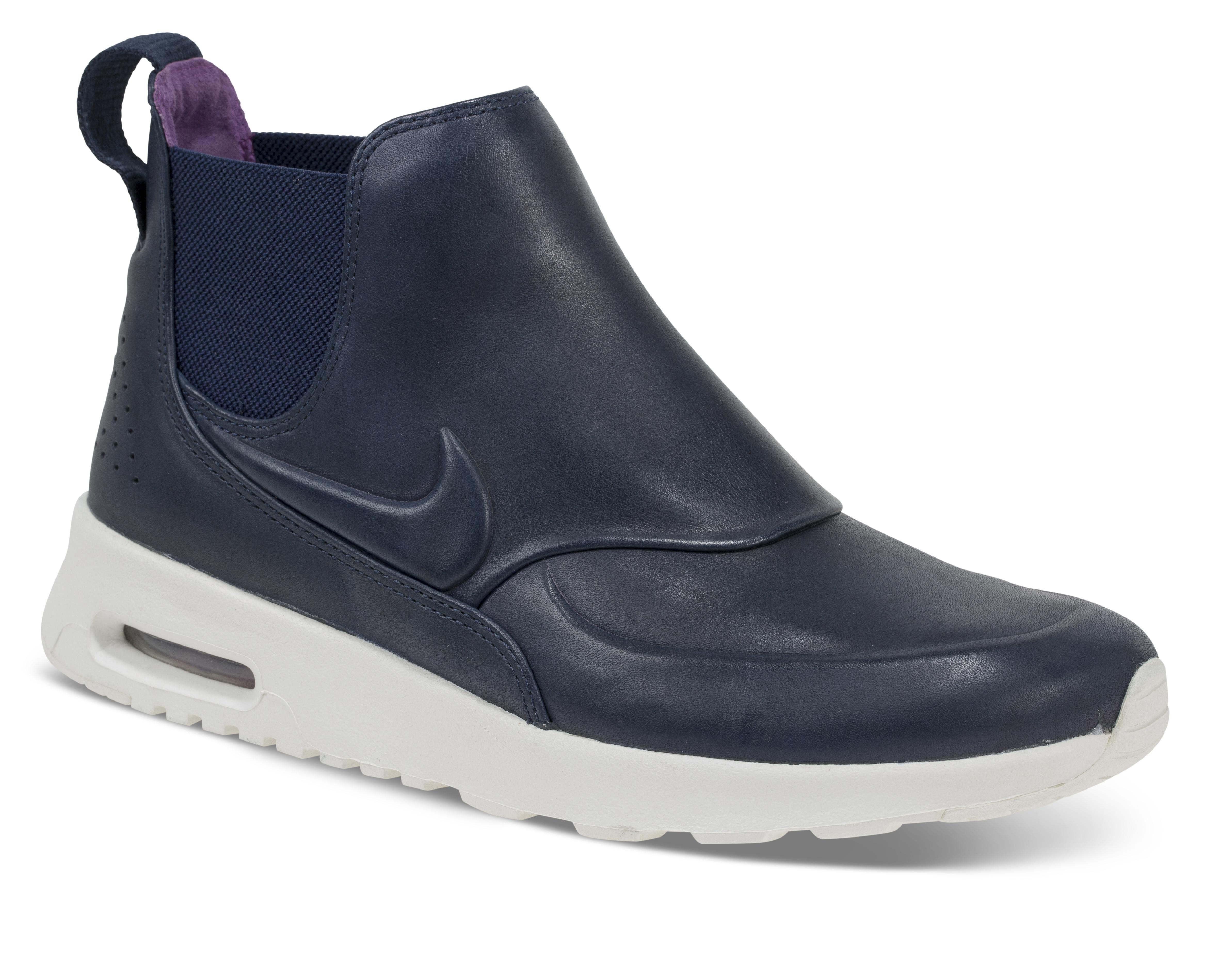 the latest 7c7ff 4c4ad ... Nike › Air Max Thea mid blå. Finn butikk som har denne modellen
