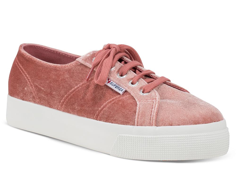 6623cfd7 ... Superga; ›; 2730-velvet-53 rosa. Finn butikk som har denne modellen